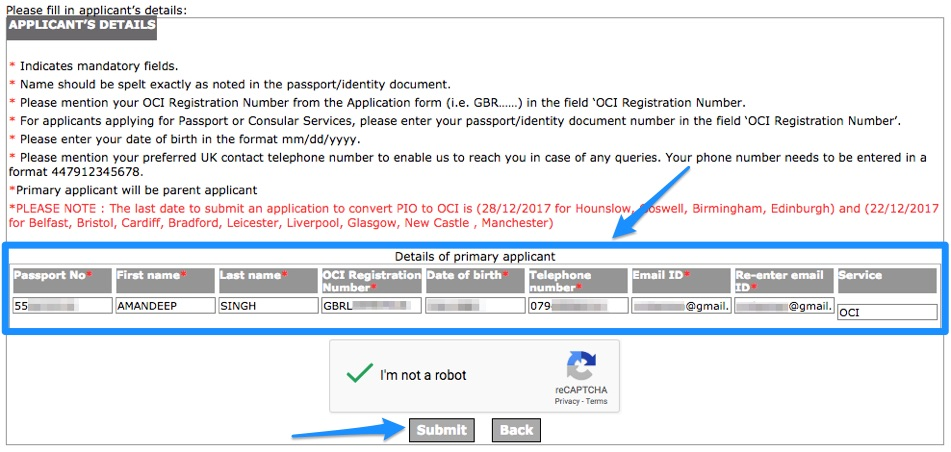 How to Get OCI Card in the UK (The Complete Guide 2019)