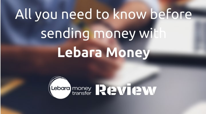 Lebara Money Transfer Review