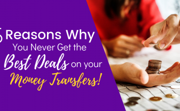 Why You'll Never Get the Best Deals on Your Money Transfers
